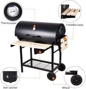 Migliori carrelli barbecue