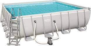 Migliori piscine fuori terra quadrate